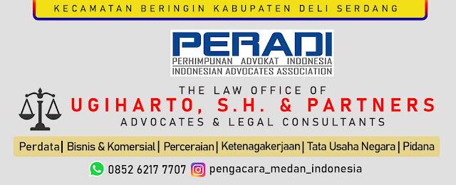 Advokat Pengacara Beringin Deli Serdang
