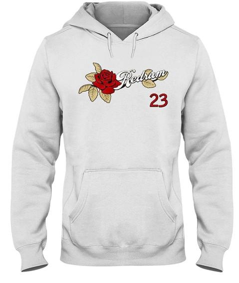 Redrum 23 Rose Hoodie, Redrum 23 Rose Sweatshirt, Redrum 23 Rose Sweater, Redrum 23 Rose T Shirt,