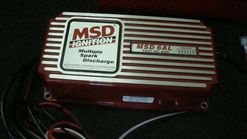 mallory ignition wiring diagram ford capri wiper motor msd 6al