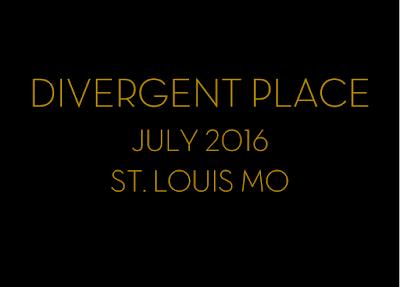 divergent place