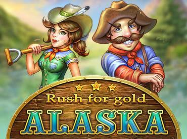 لعبة الاندفاع نحو الذهب: ألاسكا