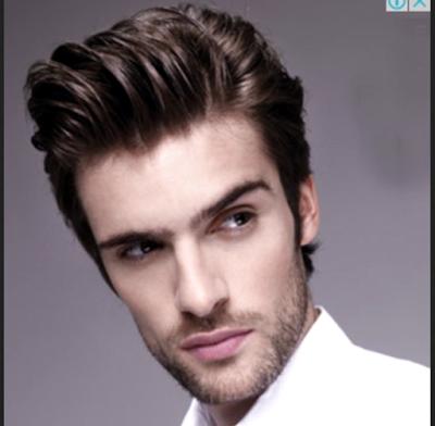 Model Rambut Pria Untuk Wajah Segitiga