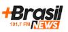 Ouvir a Rádio Mais Brasil News FM 101,7 de Brasília DF Ao Vivo e Online
