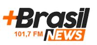 Rádio Mais Brasil News FM 101,7 de Brasília DF