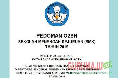 Juknis O2SN SMK 2019