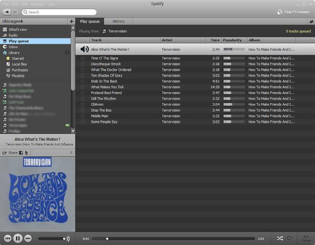 Spotify PC Terbaru