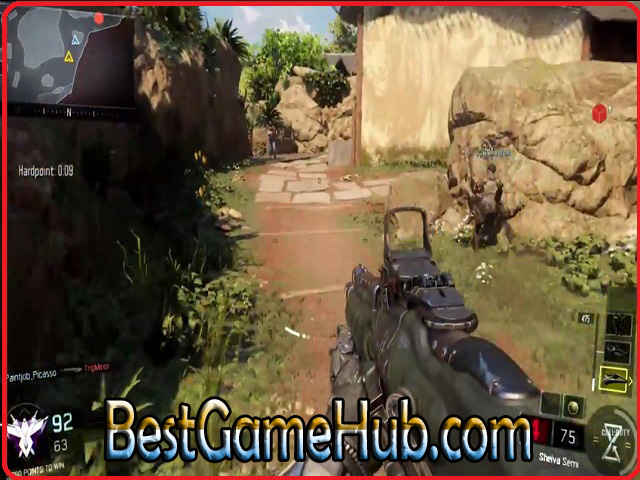 Call of Duty Black Ops III Compressed PC Game With Crack Download