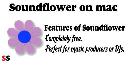 How to use soundflower on mac