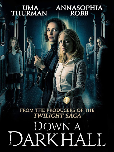 DOWN A DARK HALL (2018) ταινιες online seires oipeirates greek subs