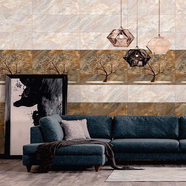 Digital Wall Tiles Design For Holl