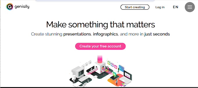 Genially: Create free superb presentations, gamifications and more in seconds.
