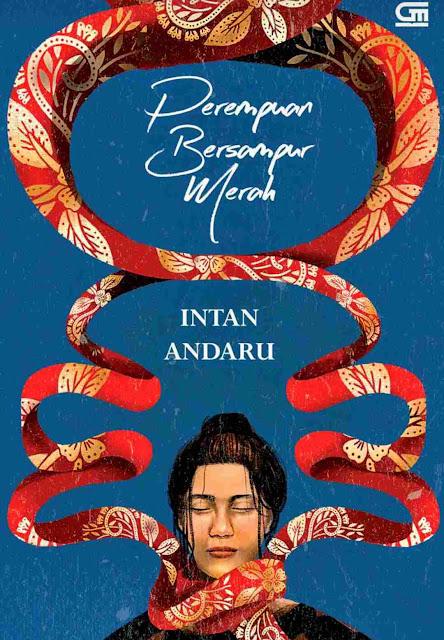 Novel Perempuan Bersampur Merah Karya Intan Andaru PDF