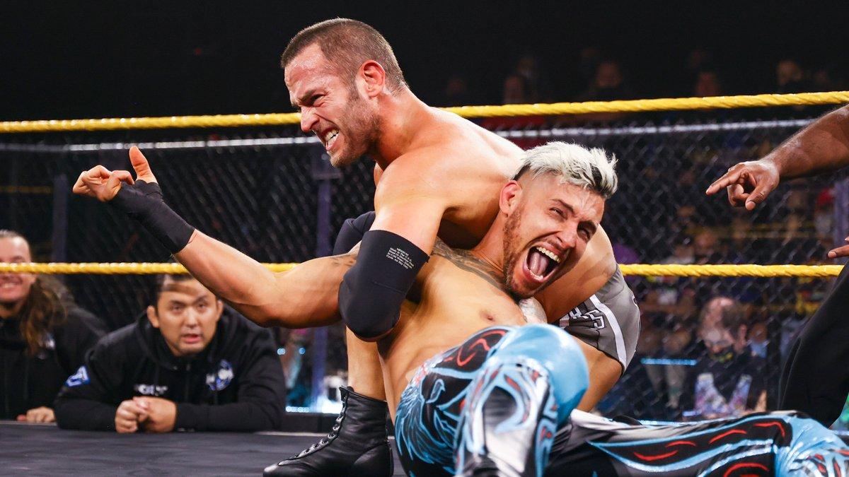 Roderick Strong deve receber grande destaque no WWE NXT