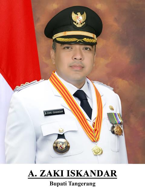 Bupati Akan Tindak Tegas Tempat Hiburan Malam Yang Langgar PSBB.., foto istimewa Korantangsel.com