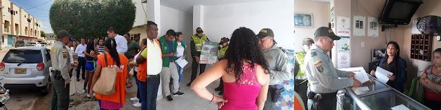 Lucha contra explotación sexual de menores en Maicao