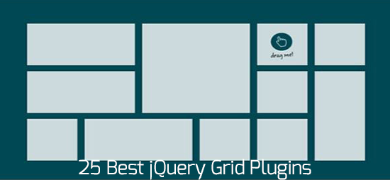 25 Best jQuery Grid Plugins