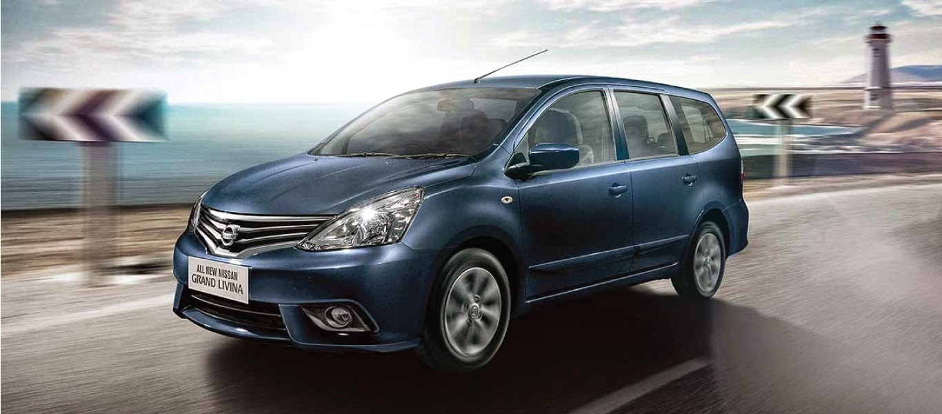Spesifikasi dan Harga Nissan Livina XV M/T