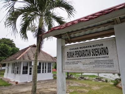 museum pendaratan pesawat amfibi soekarno