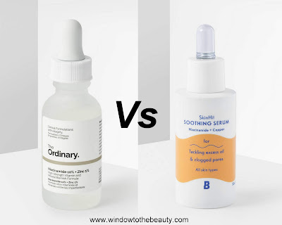 Beauty Bay's Skincare Line compare to The Ordinary