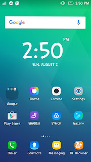 Lenovo Vibe Pm1 S033 Screenshots