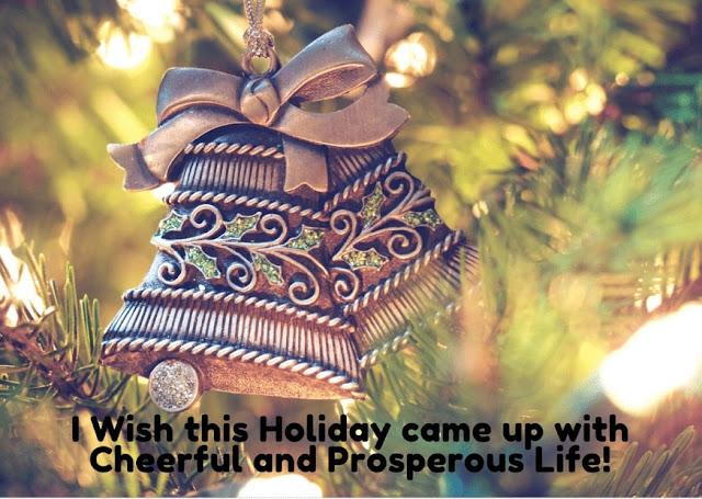 Cheerful Merry Christmas