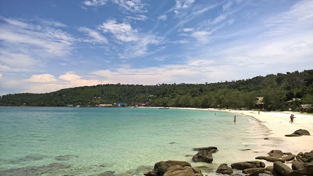 Le spiagge più belle della Cambogia