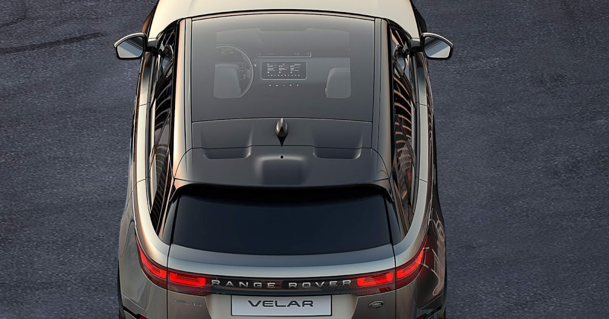 Ranger rover velar foto do concorrente do porsche macan for Interno velar