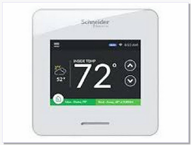 Honeywell wifi thermostat rth6580wf installation