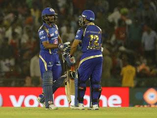 Parthiv Patel 81 - KXIP vs MI 21st Match IPL 2016 Highlights