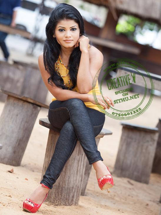 SL Hot Actress Pics: Bagya Hettiarachchi wide