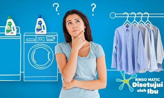 deterjen laundry dari rinso