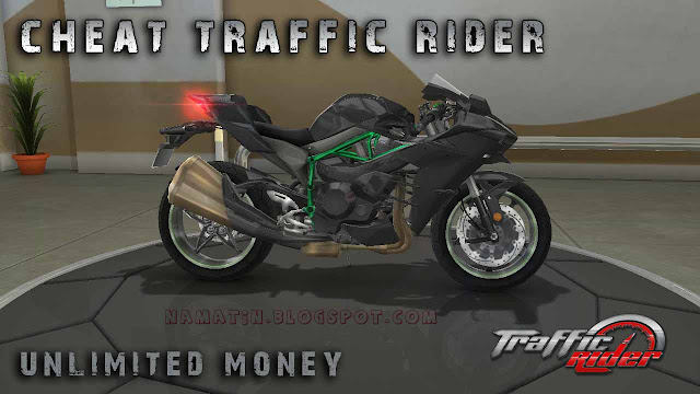 Cheat Traffic Rider Terbaru Bahasa Indonesia