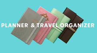 travel organizer, 2020 planners, Starbucks planner, 2020 Starbucks planner, Starbucks 2020 Planner and 2020 Travel Organizer