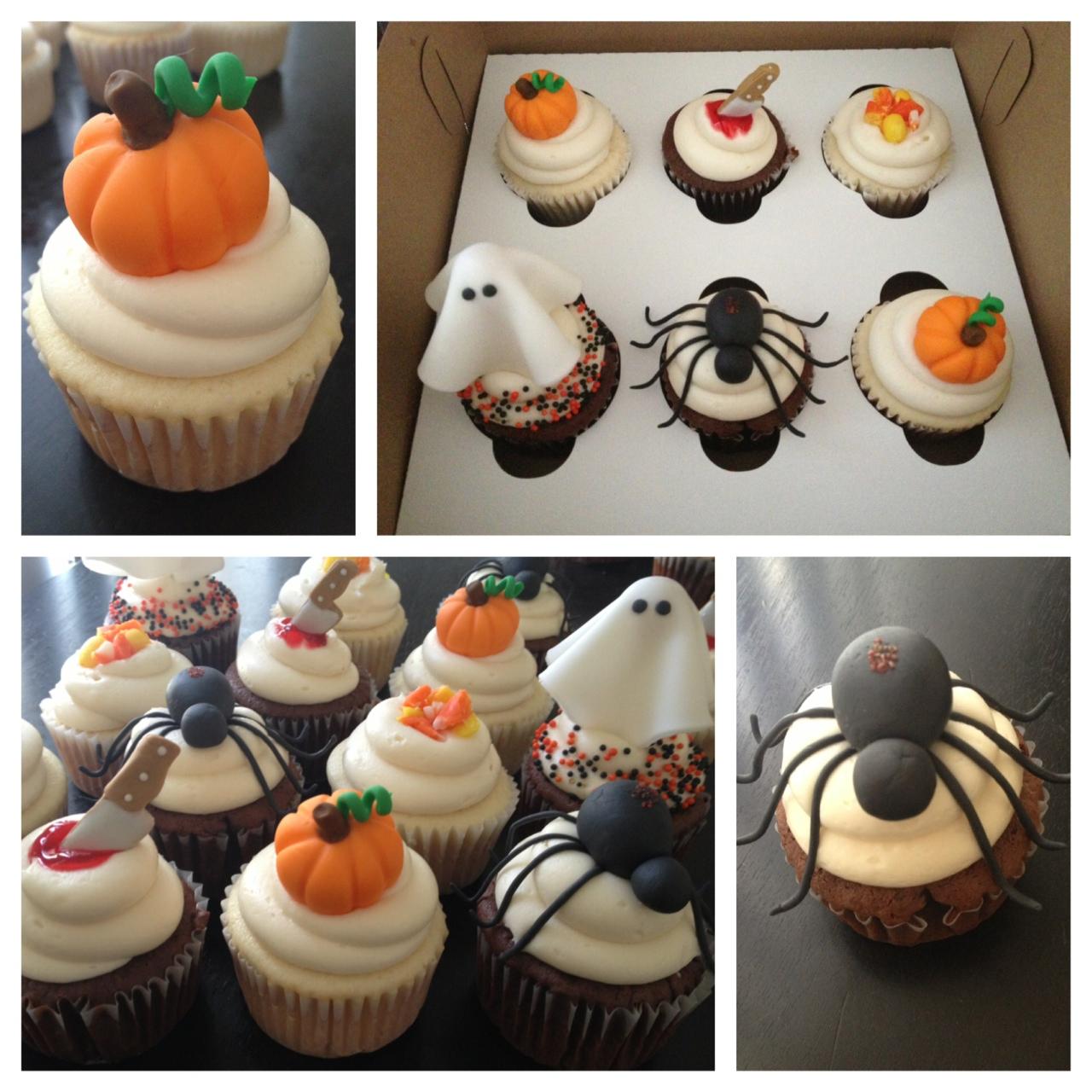 BS Recipes: Halloween Cupcakes