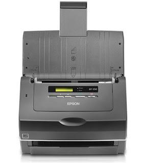 Epson WorkForce Pro GT-S50 Scanneurs pilotes télécharger