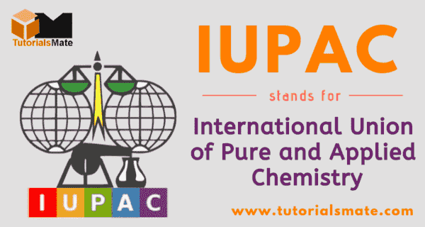 IUPAC Full Form
