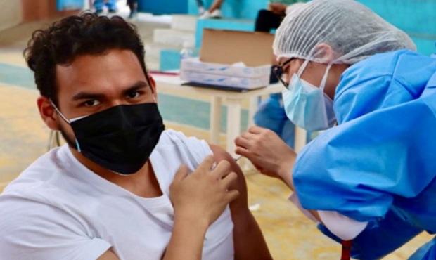 """Cajamarca reduce brecha de inmunización contra la covid-19 con tercera """"Supervacunatón"""""""