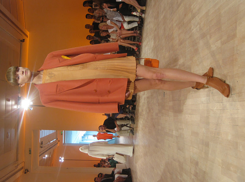 Hermes Spring/Summer 2012: a Peasant Deluxe