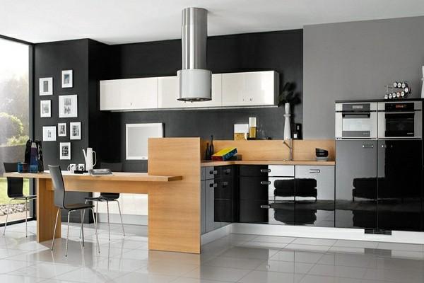 Desain Dapur Minimalis Type 45 Mewah
