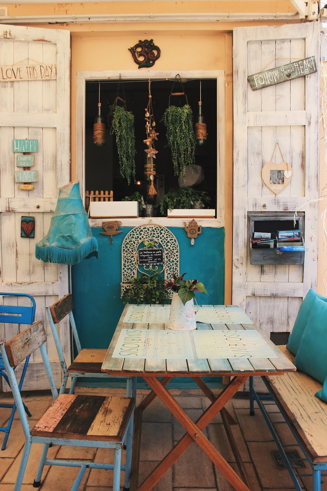 Simbiosis Ibiza Vegan Restaurant Review