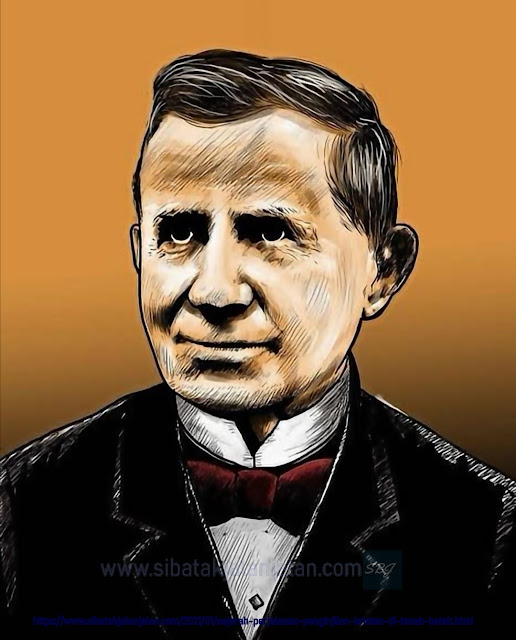 ingwer ludwig nommensen missionaris kristen dan pionir gereja hkbp