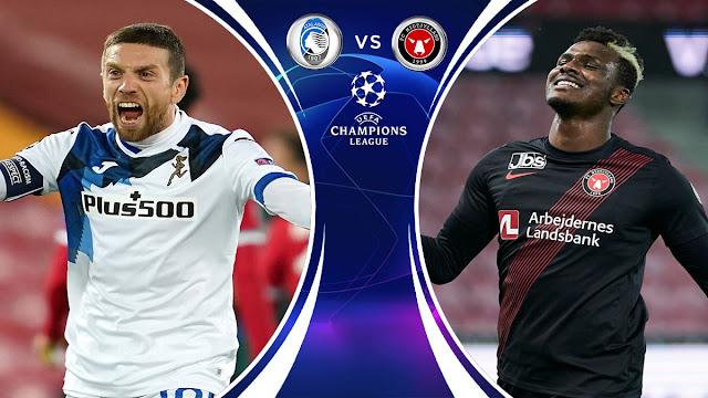 Atalanta vs Midtjylland Prediction & Match Preview