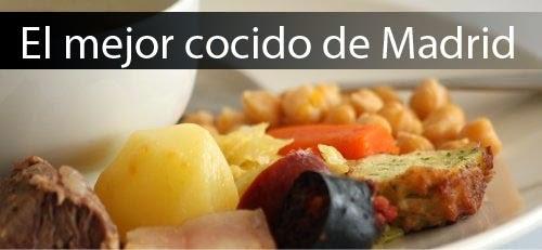 El Mejor Cocido de Madrid