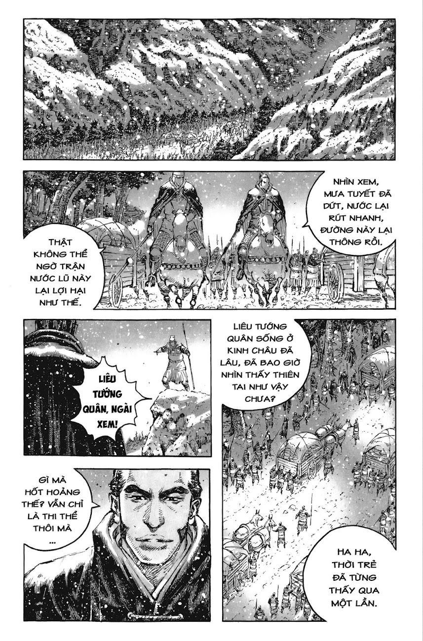 Hỏa phụng liêu nguyên Chương 443: Lánh loại tri kỉ [Remake] trang 1