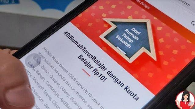 20 GB Hanya 6 Ribu Kuota Murah Dari Telkomsel dan Tambahan Kuota Gratis 15 GB, Paket Hemat XL, Indosat, Tri Juga Ada