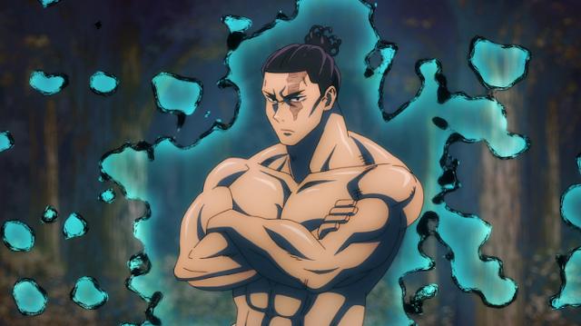 karakter jujutsu kaisen