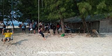 wisata pantai pulau perak