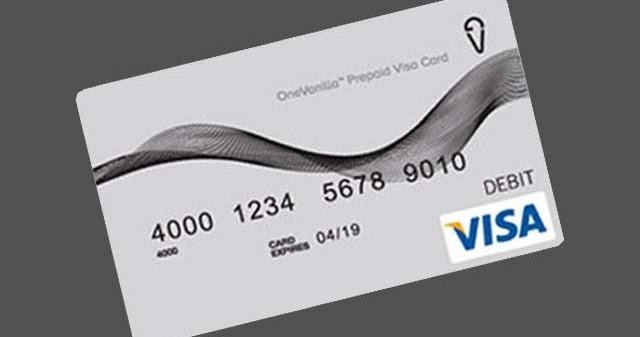 Check OneVanilla Gift Card Balance ` One Vanilla MasterCard