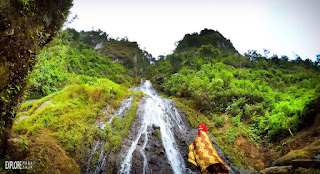 Wisata Curug Gunung Putri Purworejo