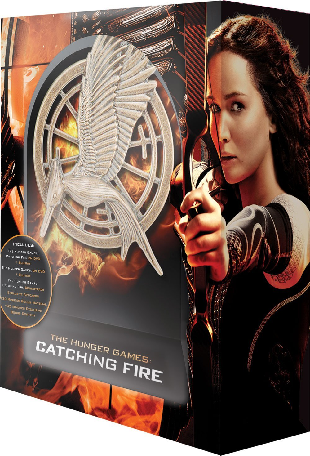 Catching Fire DVD & Blu-Ray Releases Available to Pre ...